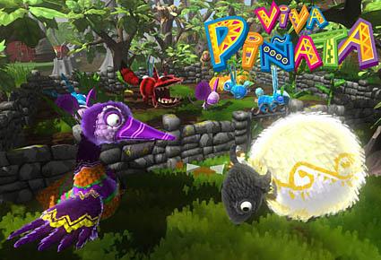 Viva piñata NDS